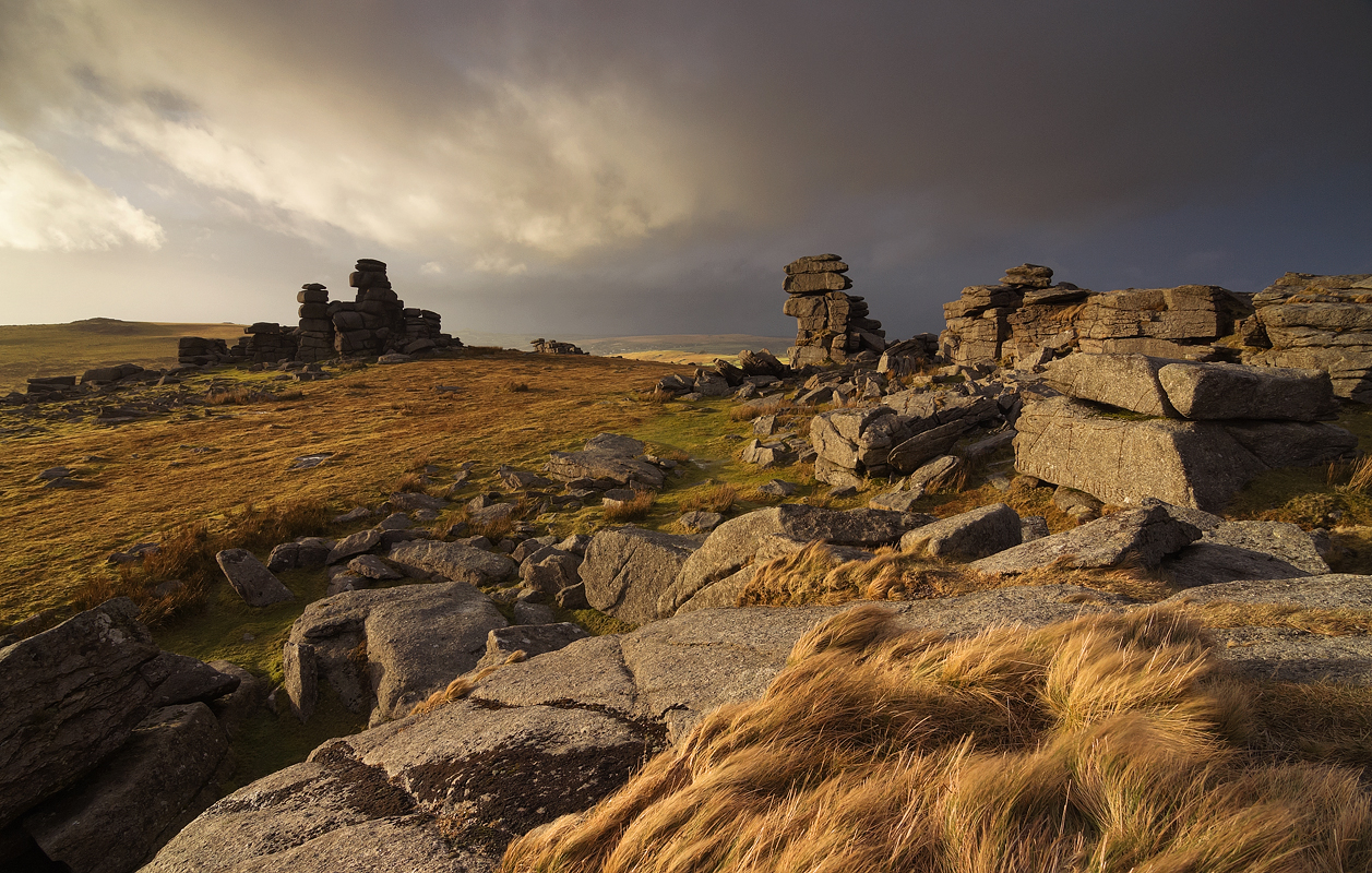 Dartmoor; National Park;