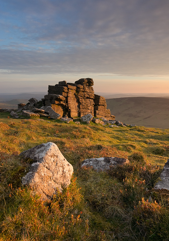 Dartmoor; National Park;