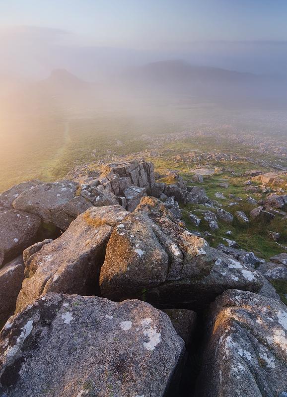 Dartmoor; National Park; Devon; photography; Sharpitor; Leather tor; Sheepstor