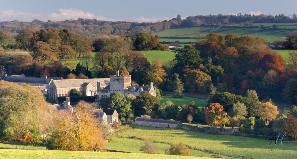 Buckland Abbey; National Trust; south Devon; photography