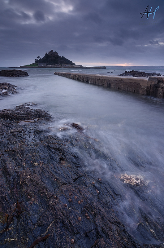 St Michael's Mount National Trust, Cornwall