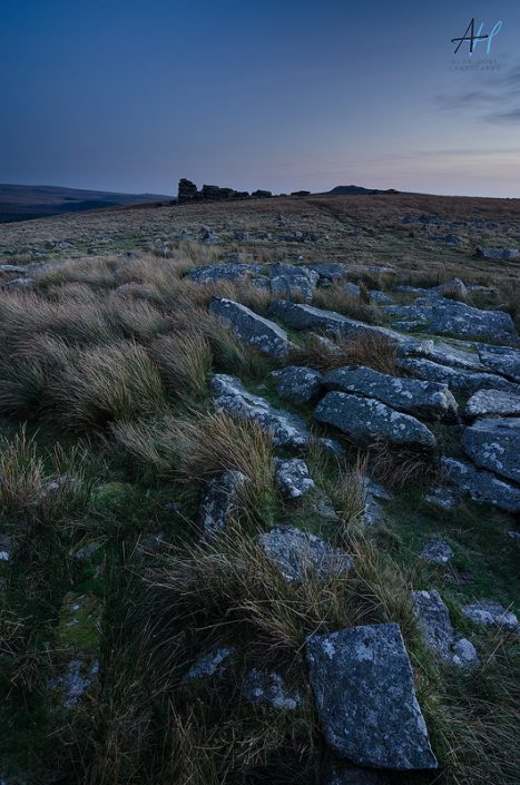 Dartmoor National Park; Devon; photography